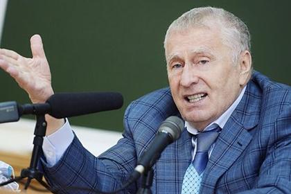 Жириновский решил включить 80 процентов территории Украины в состав России