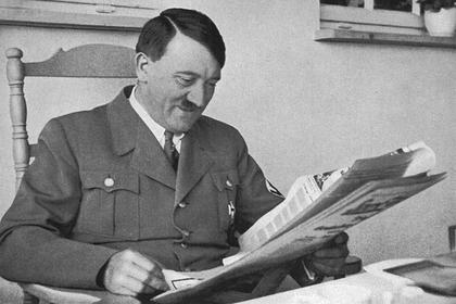 В России задумали наказывать за фотографии Гитлера
