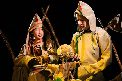 В Бурятии запланировали реконструкцию кукольного театра
