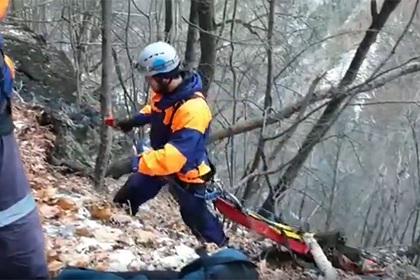Операцию по извлечению погибшего в Чечне фотографа показали на видео