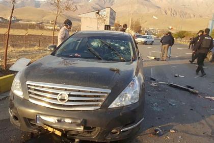 В Иране раскрыли подробности о стрелявшем в физика-ядерщика оружии