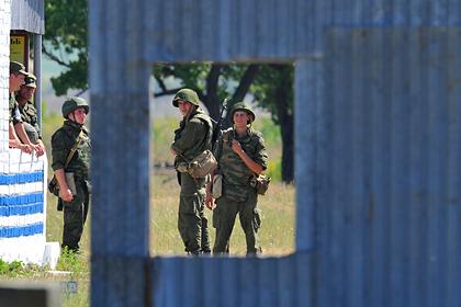 ОБСЕ прокомментировала слова Санду о российских миротворцах
