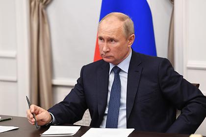 Кремль исключил влияние Навального на работу Путина