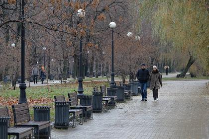 Москвичей предупредили о рекордно высоком атмосферном давлении