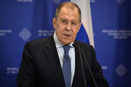 Лавров ответил на требование Санду вывести российские войска из Приднестровья