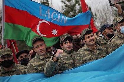Азербайджан проведет торжественный парад в честь «победы» в Нагорном Карабахе