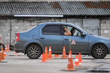МВД предложило допускать россиян к экзаменам на права с 16 лет