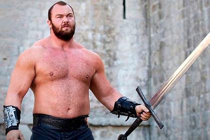 Гора из «Игры престолов» дебютирует в боксе