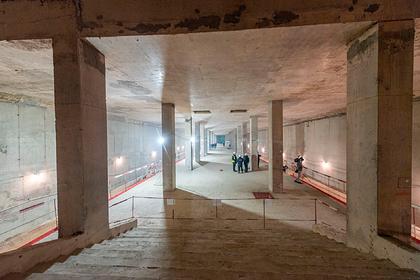 На пяти станциях Троицкой линии столичного метро начались активные работы