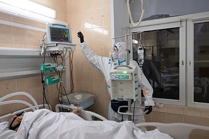 Роспотребнадзор заявил о выходе России на плато по коронавирусу