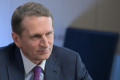 Глава СВР заявил о работе Менделеева и Грибоедова на разведку