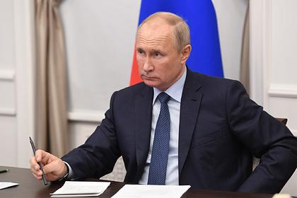 Путин понадеялся на политическую зрелость белорусов