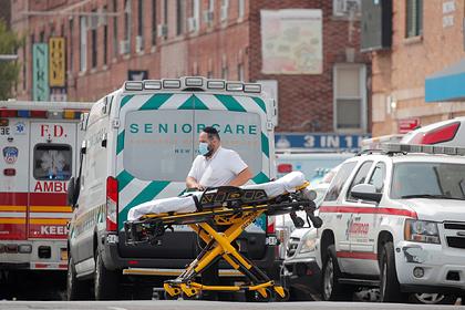 В США заявили о возможном коллапсе службы скорой помощи