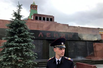 В Госдепе смеялись над родимым пятном Горбачева и телом Ленина