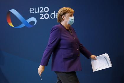 Меркель пообещала продлить карантин в Германии