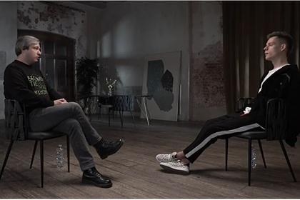 Кинокритик Долин раскрыл в интервью Дудю причину ухода из «Вечернего Урганта»