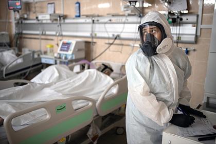 В России умерли 554 пациента с коронавирусом за сутки