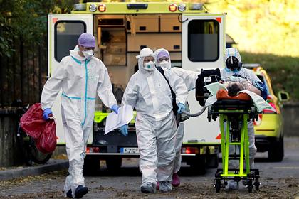Первая страна в Европе ослабила введенные из-за коронавируса ограничения