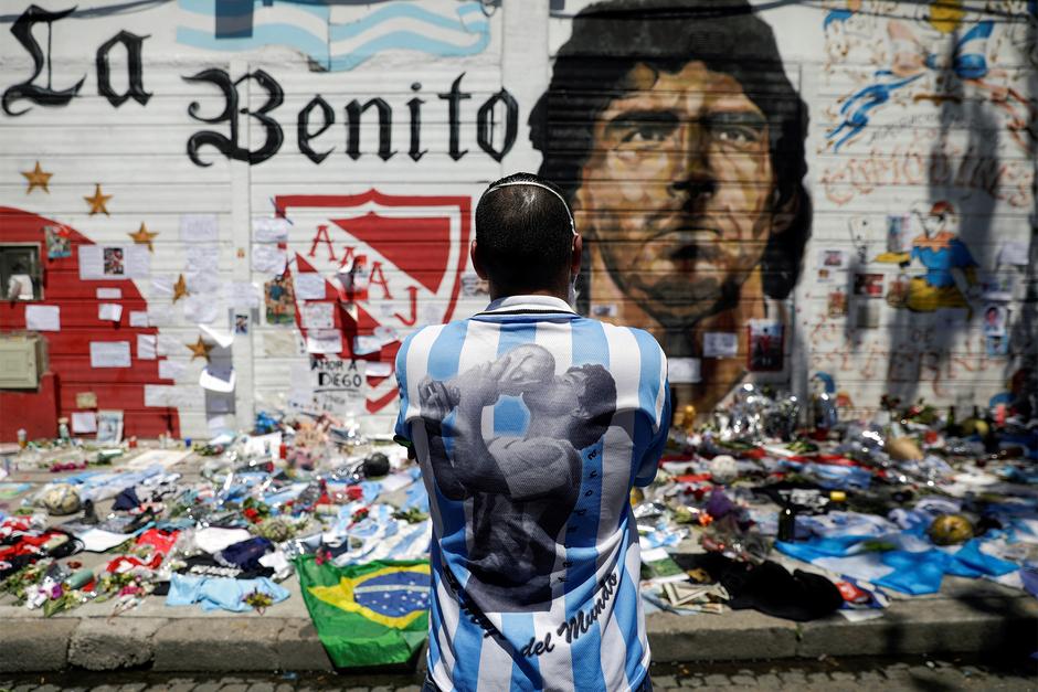 Улица Буэнос-Айреса