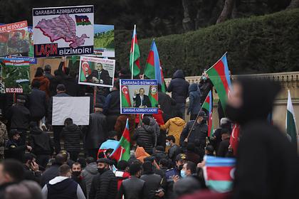 Минобороны Азербайджана заявило о погибели 2783 военнослужащих вКарабахе