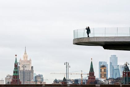 Москвичам пообещали «марсианскую погоду»