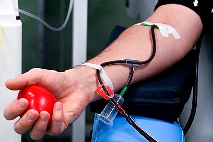 В ноябре количество доноров антиковидной плазмы выросло на 82 процента