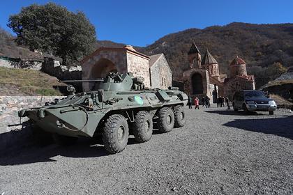Россия, США и Франция потребовали вывода иностранных наемников из Карабаха