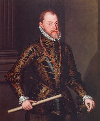 Алонсо Санчес Коэльо «Портрет Филиппа II»
