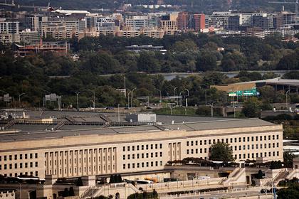 Пентагон поставил Россию в один ряд с террористами
