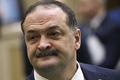 Стало известно о состоянии заболевшего COVID-19 главы Дагестана