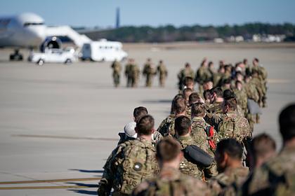 На американской военной базе нашли тела двух человек