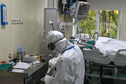 В России умерли 569 пациентов с коронавирусом за сутки