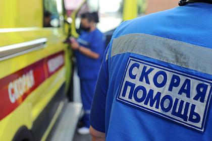 Четверо россиян попали в реанимацию после семейного обеда