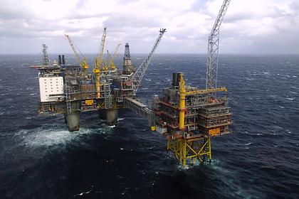 Дания прекратит добычу нефти и газа