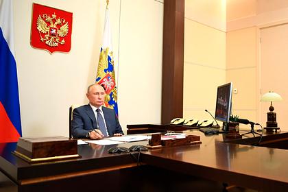 Путин анонсировал цифровую трансформацию по всей России