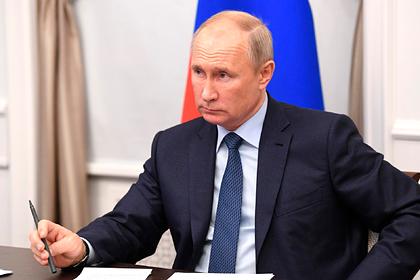 Путин назвал условие для нового рывка в развитии человечества