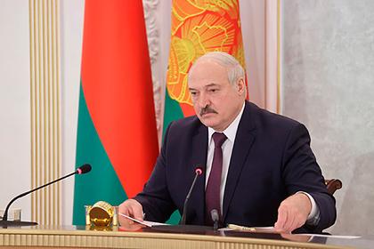 Лукашенко назвал непростой ситуацию с коронавирусом в Белоруссии