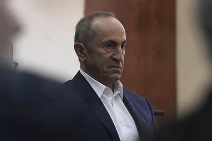 Бывший президент Армении обвинил Пашиняна в провальной операции в Карабахе