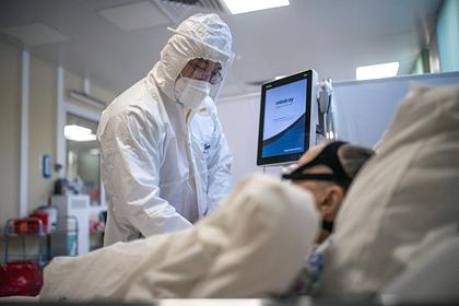 В России умерли 508 пациентов с коронавирусом за сутки