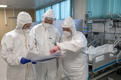 В России спрогнозирован рост числа больных COVID-19 до Нового года