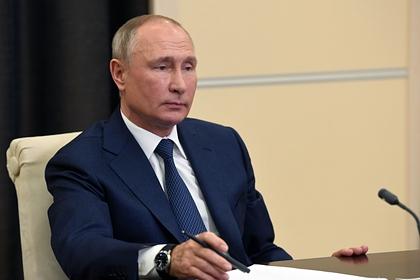 Путин рассказал о ставших больше ценить жизнь россиянах
