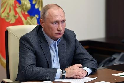 Путин поддержал акцию «Новый год в каждый дом»