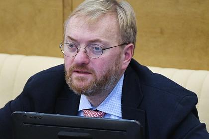 Милонов призвал закрыть Турцию от россиян на праздники