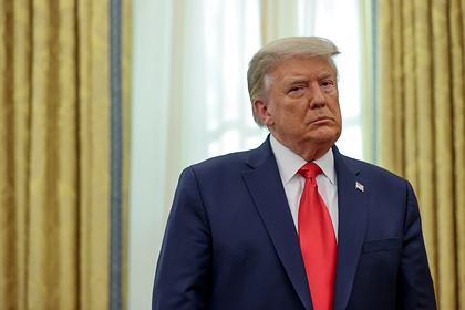 Трамп попросил помочь пересмотреть итоги выборов