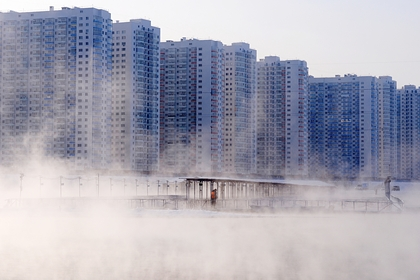 Россиян предупредили об опасной волне холода
