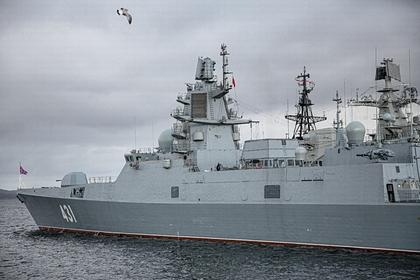 Британия заявила о значительном присутствии кораблей ВМФ России у ее вод