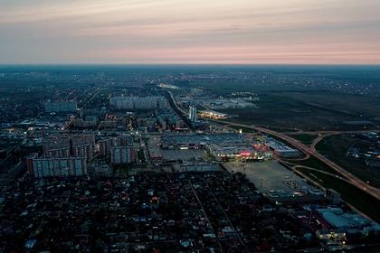 Жители российского города остались без света из-за аварии