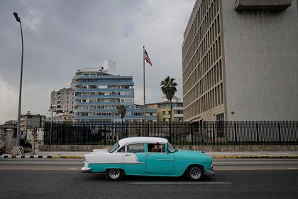 В США назвали причины загадочного синдрома у дипломатов в Китае и на Кубе