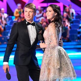 Алексей Ягудин и Алина Загитова