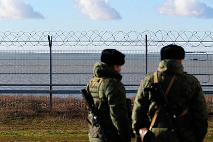 Раскрыты детали сорванной ФСБ попытки вооруженного прорыва в Россию с Украины
